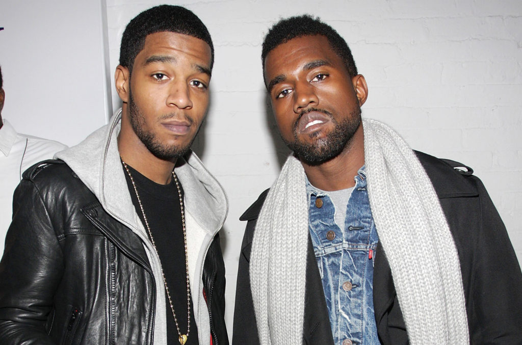 Kayne West and Kid Cudi